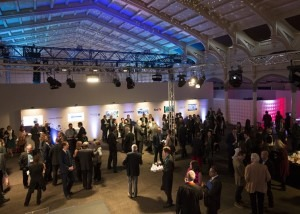 Drinks reception at the Bristol Business Summit, delivered by Focal Point